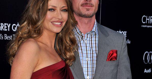 Rebecca Gayheart, enceinte, et Eric Dane : Séparation imminente ?