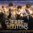 L'affiche de La Nouvelle Guerre des boutons de Christophe Barratier