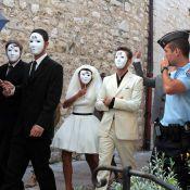 Emma de Caunes : Toutes les photos de son mystérieux mariage masqué