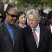 Michael Douglas et Stevie Wonder : Deux messagers de poids pour l'ONU