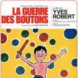 L'affiche de La Guerre des boutons d'Yves Robert