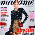 La couverture du magazine Madame Figaro du 17 septembre 2011
