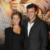 Grégori Baquet et Alexandra Gonin de La Boum s'affichent ensemble pour leur fils
