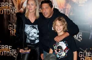 Smaïn, Jacques Perrin... Avec leurs enfants, c'est le bonheur