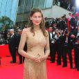 Laetitia Casta en 2000 lors du festival de Cannes