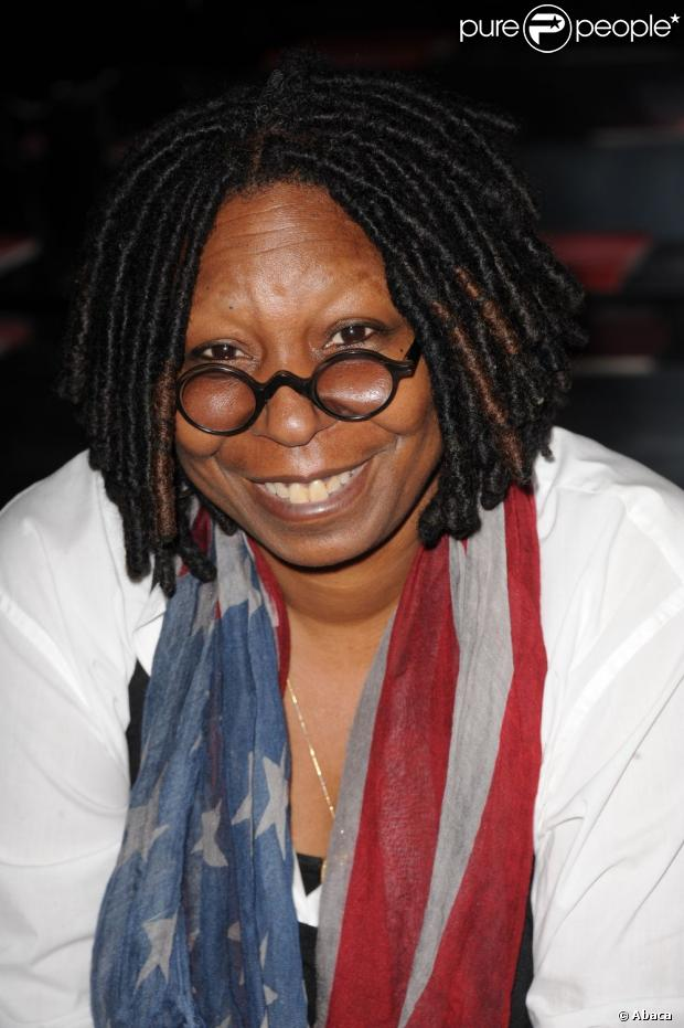 Whoopi Goldberg - Beautiful Photos