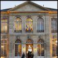 Dîner organisé au Musée Rodin à l'occasion de la journée de l'Azerbaïdjan. Paris, le 15 septembre 2011.