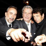 Patrick Bruel, Alain Delon et Antoine Duléry fans de Rachida Dati