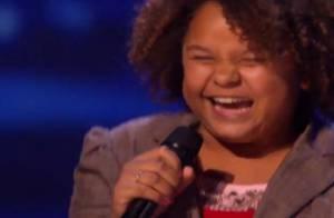 Rachel Crow, 13 ans, génial petit phénomène révélé par X Factor USA