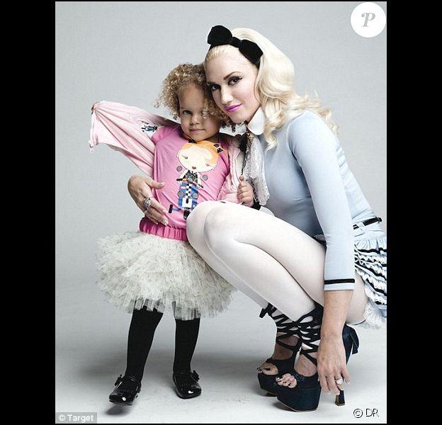 Gwen Stefani dévoile une partie de sa collection accessible pour enfants pour les magasins Target