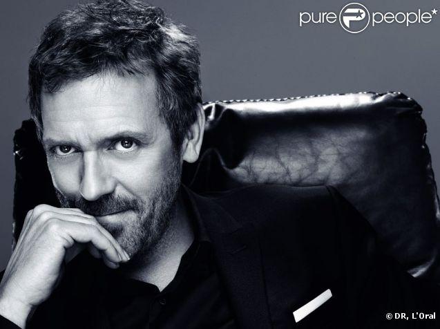 Hugh Laurie, nouvel ambassadeur L'Oréal Paris