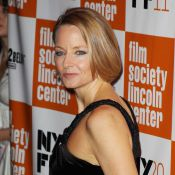 Jodie Foster rayonnante pour porter seule son Carnage