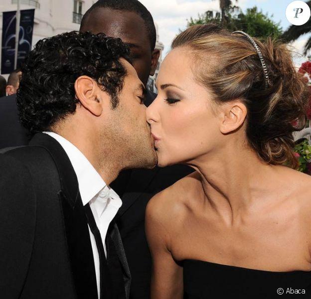Jamel Debbouze et Melissa Theuriau au Festival de Cannes en mai 2010 : un couple fou d'amour !