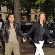 Melissa Theuriau : son Jamel Debbouze, elle l'aime plus que tout. En Juin 2010 à Paris.