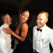 Ciara déchaînée sur le dancefloor devant un Nicolas Anelka relax