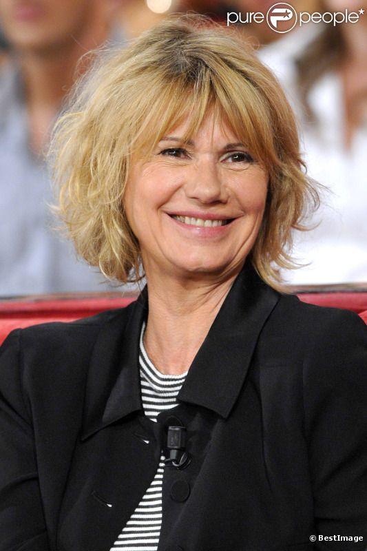 Miou-Miou en septembre 2011 lors de l'enregistrement de Vivement Dimanche pour France 2
