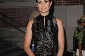 Fashion Week :  Laeticia Hallyday lumineuse, Salma Hayek glamour et amoureuse