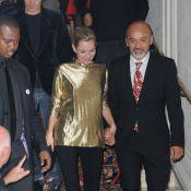 Kate Moss : Soirée précieuse avec la splendide miss météo Solweig Rediger-Lizlow