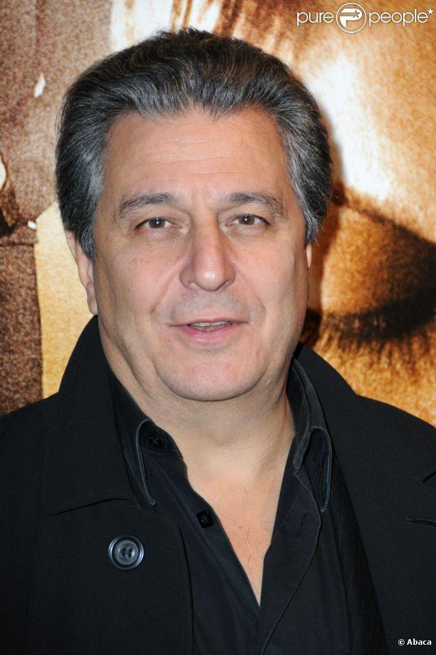 Christian Clavier en novembre 2009 à Paris