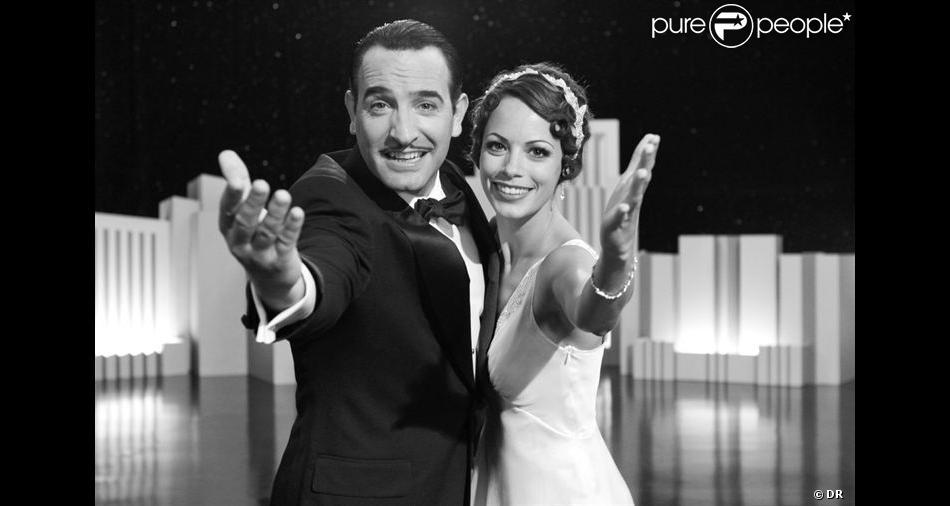 The artist de michel hazanavicius avec jean dujardin en for Dujardin film muet