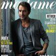 La couverture du magazine Madame Figaro du 7 octobre 2011
