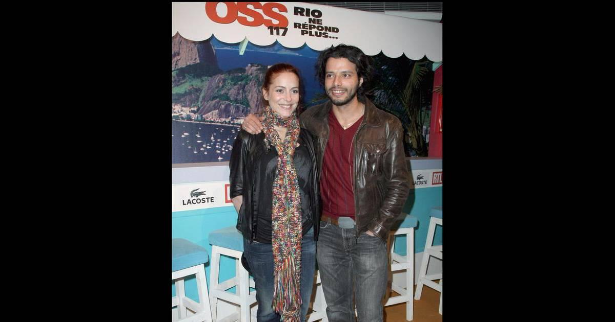 Audrey dana et mabrouk el mechri en avril 2009 - Sonia mabrouk en couple ...