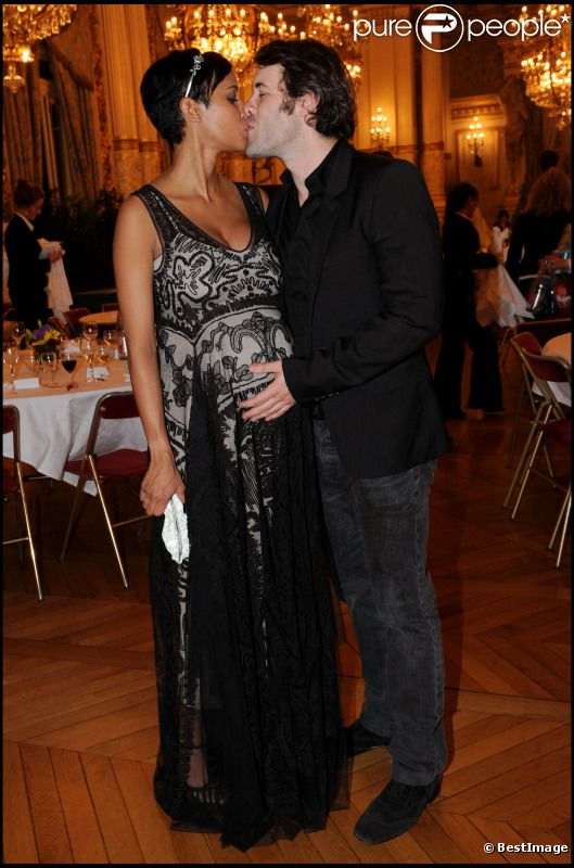 Sonia rolland et jalil lespert en octobre 2010 - Sonia mabrouk en couple ...