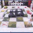 Bataille de nourritures dans Secret Story 5, vendredi 7 octobre 2011 sur TF1