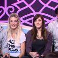 Les quatres nominés dans Secret Story 5, vendredi 7 octobre 2011 sur TF1
