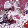 Marie et Geoffrey dans Secret Story 5, vendredi 7 octobre 2011 sur TF1