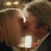 Mireille Darc et Alain Delon : Le couple s'embrasse comme à la belle époque !