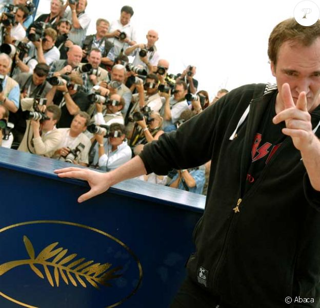 Quentin Tarantino lors du Festival de Cannes 2007. Cette année, il revient pour dispenser la Leçon de cinéma