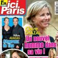 Le magazine  Ici Paris , en kiosques mercredi 12 octobre 2011.