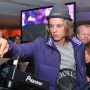 Pierre Sarkozy : Le jeune DJ est très demandé, mais reste impassible