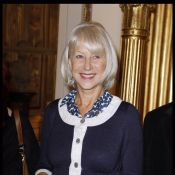 Helen Mirren : ''The Queen'' a brillé à Paris