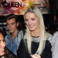 Marie et Geoffrey de Secret Story 5 passent la soirée au Queen le vendredi 14 octobre 2011