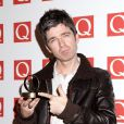 Noel Gallagher lors des Q Awards à Londres le 24 octobre 2011
