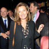 Valérie Trierweiler sur Ségolène Royal : 'Aucune concurrence entre nous'
