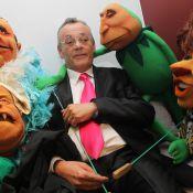Mort de Jean Amadou : L'hommage de ses amis et des marionnettes du Bébête Show