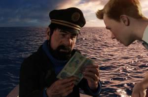 Tintin : Qui se cache derrière l'excellent capitaine Haddock qui cartonne ?