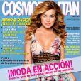Carmen Electra, habillée pour faire la Une de Cosmopolitan. Avril 2007.