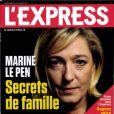 Le magazine L'Express du 2 novembre 2011