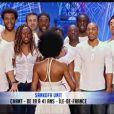 Les Sankofa Unit dans La France a un Incroyable Talent le mercredi 2 novembre 2011 sur M6