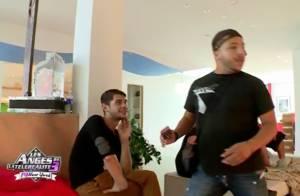 Les Anges de la télé-réalité 3 : Mathieu tourne son 'clip', Benjamin devient fou