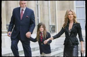 PHOTOS : Céline Dion et son fils, concours de... cheveux  !