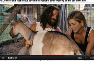Jennifer Aniston : La bande-annonce du film où elle a rencontré son amoureux