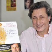 Patrick de Carolis : Accusé de plagiat, son éditeur contre attaque !