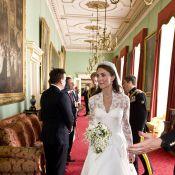 Kate Middleton : Comment Sarah Burton a préservé le secret de sa robe de mariée
