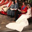 La robe de mariée de Kate Middleton, chef-d'oeuvre signé Sarah Burton pour Alexander McQueen, a été l'un des secrets les plus convoités et les mieux gardés du début d'année 2011.