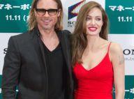 Angelina Jolie se mue en véritable femme fatale pour son Brad Pitt